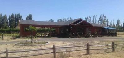 161.391 - Vende Parcela Con Casa Los Ang