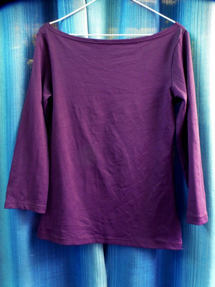 Remera Importada Zara Knitwear Talle S