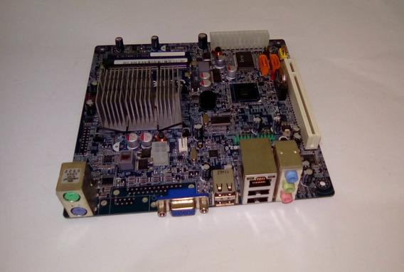 Pl.mãe Positivo-einm10cb Proc Atom D525 Dual-core C/defeito
