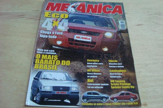 Revista Oficina Mecanica 210 / Eco Mais Barato Do Brasil