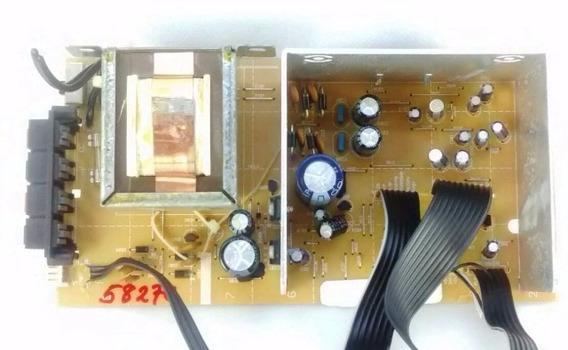 Placa Saída Com Fonte Micro System Cce Md-3000 : C5827