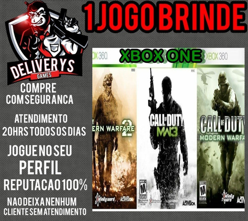 Call Of Duty Mw Collection Xbox One Midia Digital