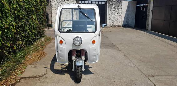 Motocarro Dazon Dz200mc Año 2020 Con Cabina Y Refrigeración