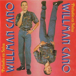 Cd Original Salsa Willman Cano Preludio En Salsa