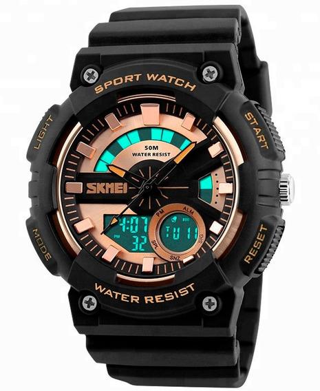 Reloj Skmei 1235 G-shock Acuático Crono Deportes Original