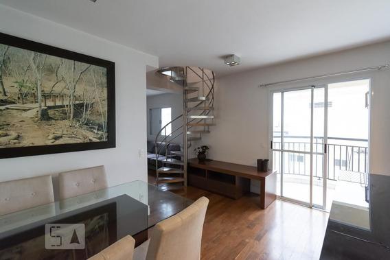 Apartamento No 16º Andar Com 1 Dormitório E 1 Garagem - Id: 892950700 - 250700