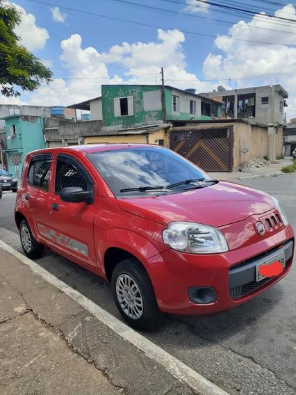 Fiat Uno 1.0 Vivace Flex 5p 2014