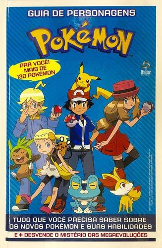Guia De Personagens Pokémon