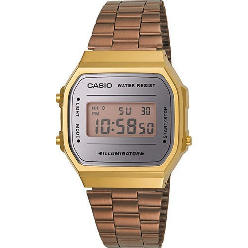 eae8a8d39d32 Reloj Casio Vintage A-168wecm-5d Agente Oficial Belgrano -   6.470 ...