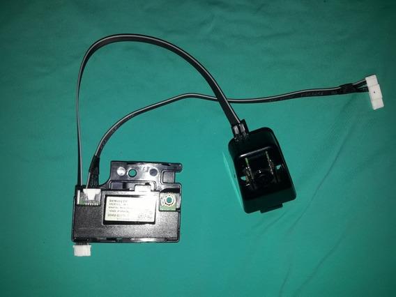 Teclado E Sensor Tv Samsung Un49j5200ag Bn61-11586a001 Novo