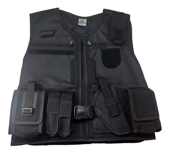 Kit 3 Capa De Colete Militar Policial Segurança Privada