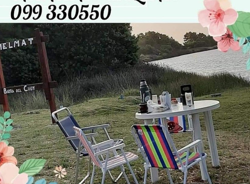 Alquiler Cabaña Con Vista Al Arroyo En Barra Chuy Uy