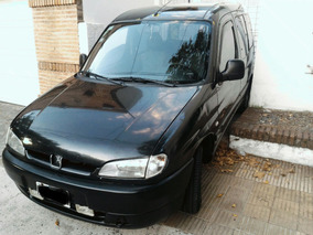 Peugeot Partner Urbana 2003 1.4 Gnc 517000 Kms Vtv Al Dia.