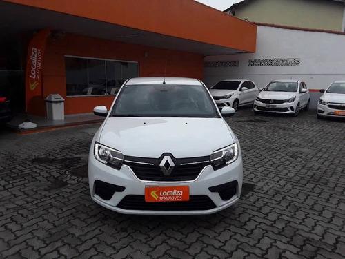 Renault Logan 1.0 12v Sce Flex Zen Manual