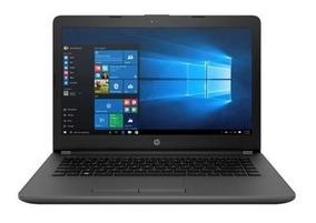 Notebook Hp 246 G6 Core I5 7200u Memória 4 Gb Hd 500gb Monit