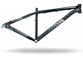 Quadro Bike Aro 29 Rava Tsw Mtb Pressure 17 19 Alumínio + Nf