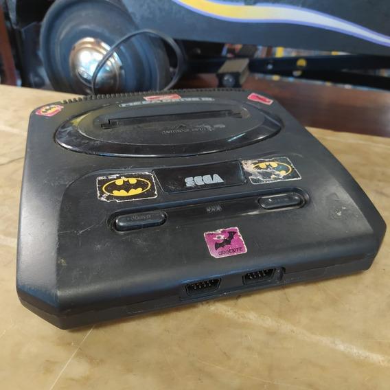 Mega Drive 3 Video Game Console Antigo Jogo Sega 3150