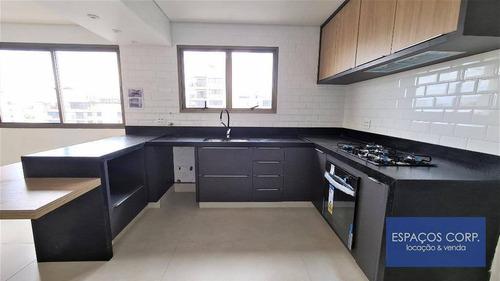 Apartamento Com 4 Dormitórios À Venda, 194m² Por R$ 2.450.000 - Moema - São Paulo/sp - Ap0232