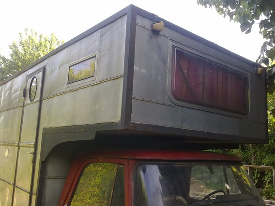 Vendo Furgón Camper - Motorhome Casa Rodante
