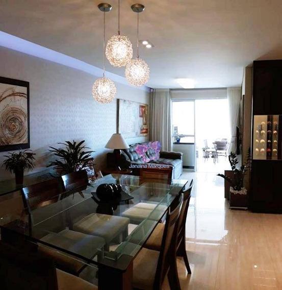 Apartamento Á Venda, Centro - São Roque/sp. - Ap0037
