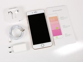 Nuevo iPhone 8plus Accesorios Completos Desbloqueados Reloj