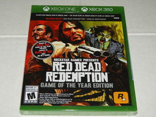 Red Dead Redemption Game Of The Year Edition - Xbox One