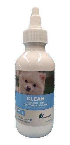 Clean Limpiador Contorno De Ojos Perro Gato 120 Ml Mederilab