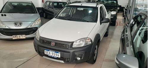 Fiat Satrada Working Cab Ext 2014 U$s 9500 Dta Iva Permuta