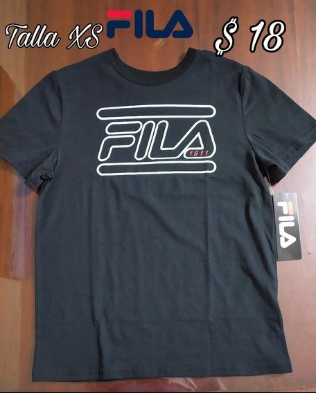 Camiseta Fila Original Talla Xs