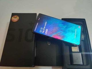 Celular Samsung S10 Plus 512