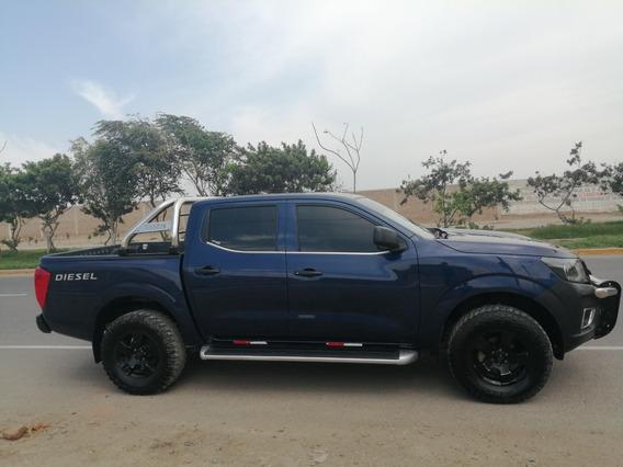 Vendo Nissan Np300 4x2 Año 2017 Modelo 2018