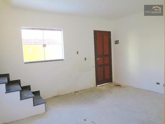 Sobrado Residencial À Venda, Vila Prudente - So0475