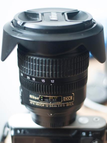 Lente Nikkor 12-24 F4 Dx Nikon