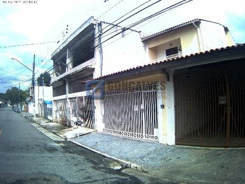 Venda Sobrado Sao Bernardo Do Campo Jardim Vera Cruz Ref: 14 - 1033-1-140696