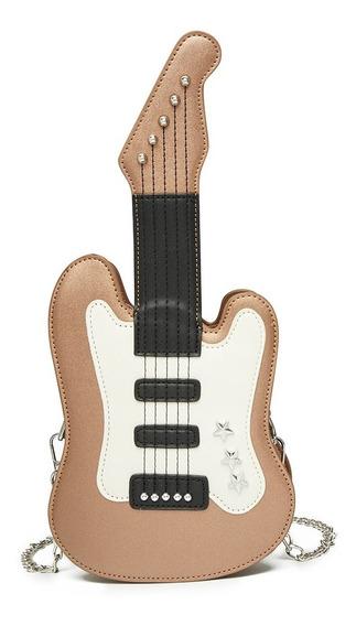 Bolsa Criativa Guitarra Super Cute City Rock