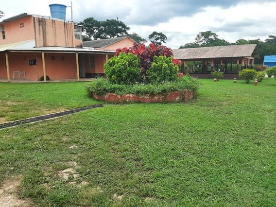Hacienda En Venta Sabana Del Medio Tocuyito Cod 19-13522 Ar