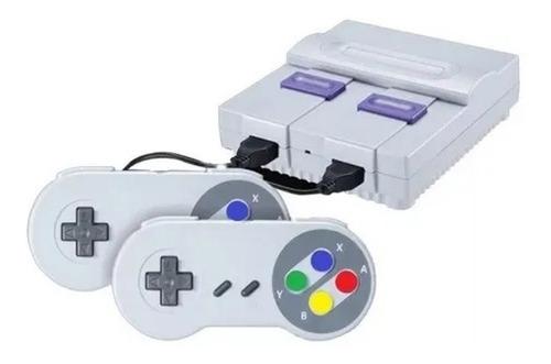 Video Game Super Mini Retrô 2 Controles 400 Jogos - Novo