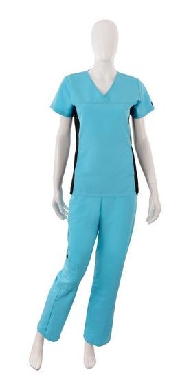 Juego Quirúrgico Contrastes En Elastano Tela Antifluidos