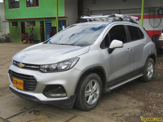 Chevrolet Tracker Ls 1.8 Mt 4x2 Cara Nueva