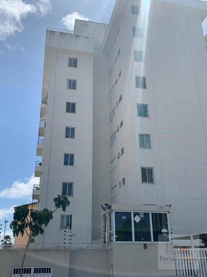 Apartamento Com 3 Dormitórios À Venda, 97 M² Por R$ 390.000,00 - Cocó - Fortaleza/ce - Ap0286