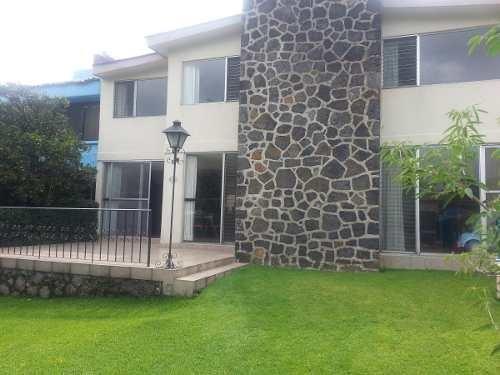 Casa En Condominio En Delicias / Cuernavaca - Cal-66-cd