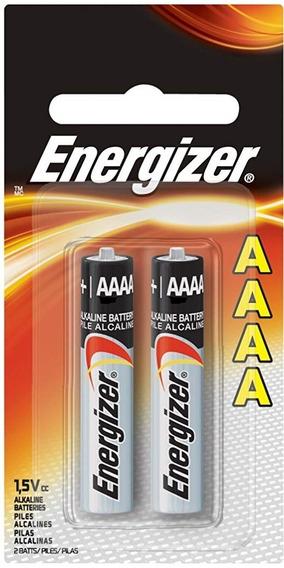 Pilha Aaaa Energizer 1.5v Cartela C/2 Original Frete $12