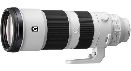 Sony Fe 200-600mm F/5.6-6.3 G Oss Lente 200-600