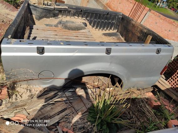 Vendo Caçamba Da Ford F250 Com Tampa Medidas 190 Por 220