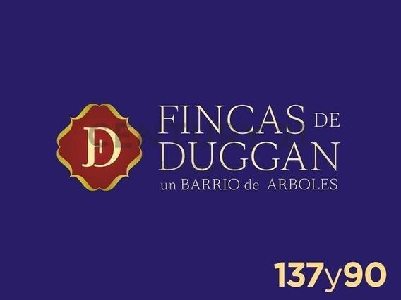 137 Y 90. Fincas De Duggan. Lote En Venta