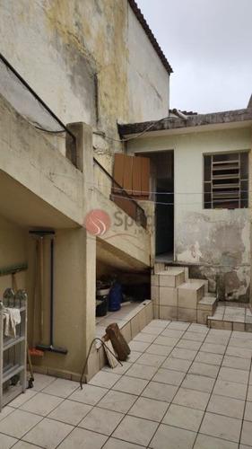 Terreno Com Casa E Salão Antigo Na Vila Formosa - Ta7957