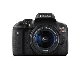 Camera Digital Canon Rebel Eos T6i Kit-ef-s 18-55 Is Stm +nf