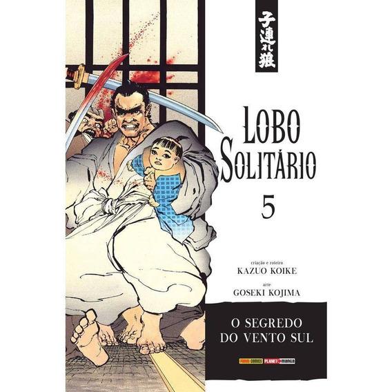 Manga Lobo Solitario Volume 5 Kazuo Koike