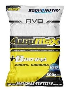 Albumina/ Body Nutry (500g) Sabores - Melhor Preço