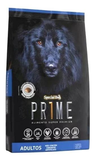 Special Dog Prime Ração Cachorro Adulto 20kg